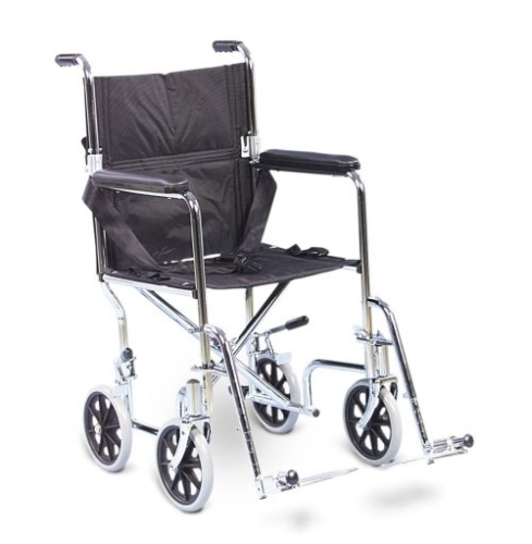 Airgo Steel Transport Chair