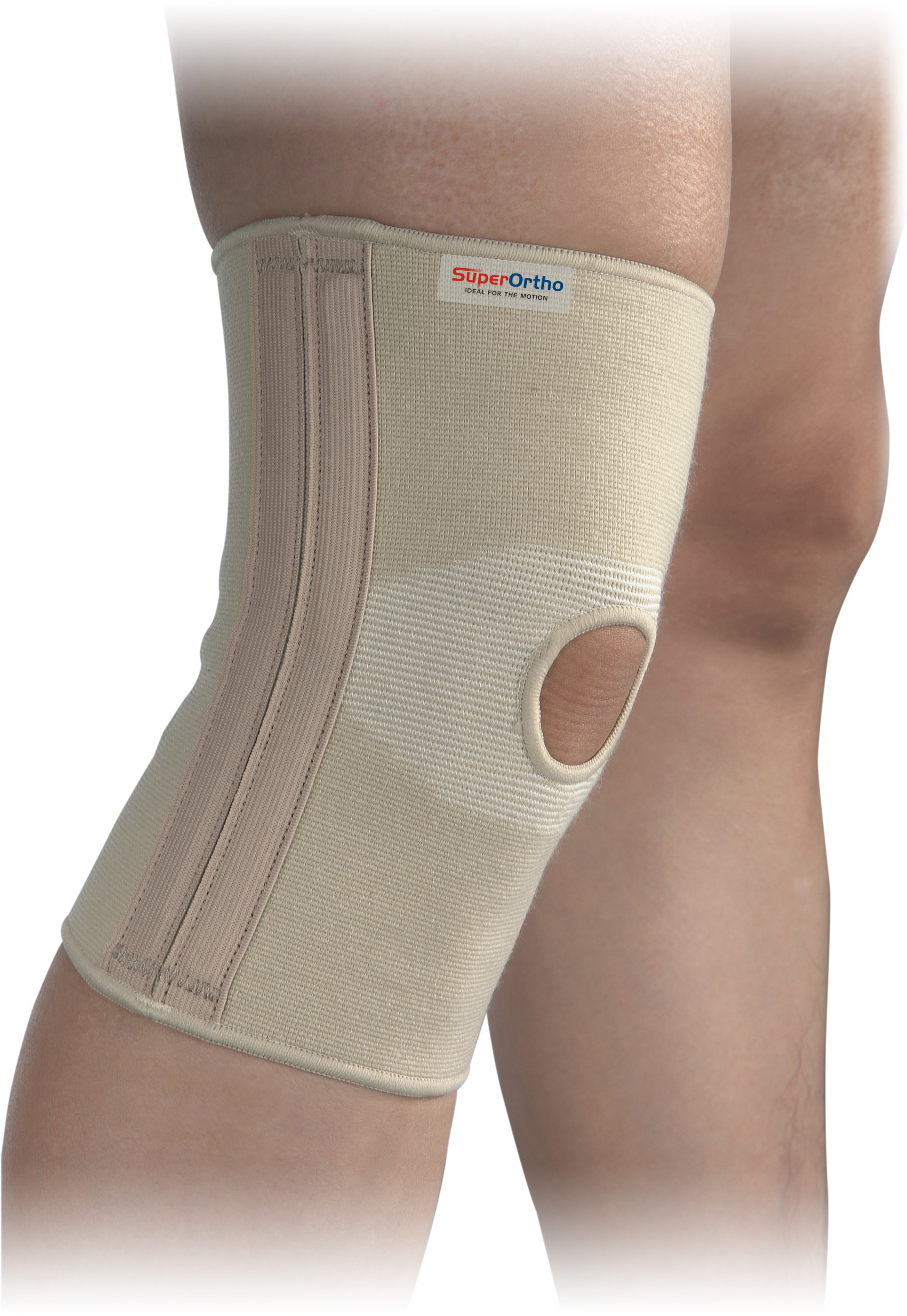 Knee Support w/ 4 Spiral Stays