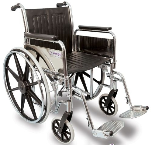 Airgo Steel Wheelchair
